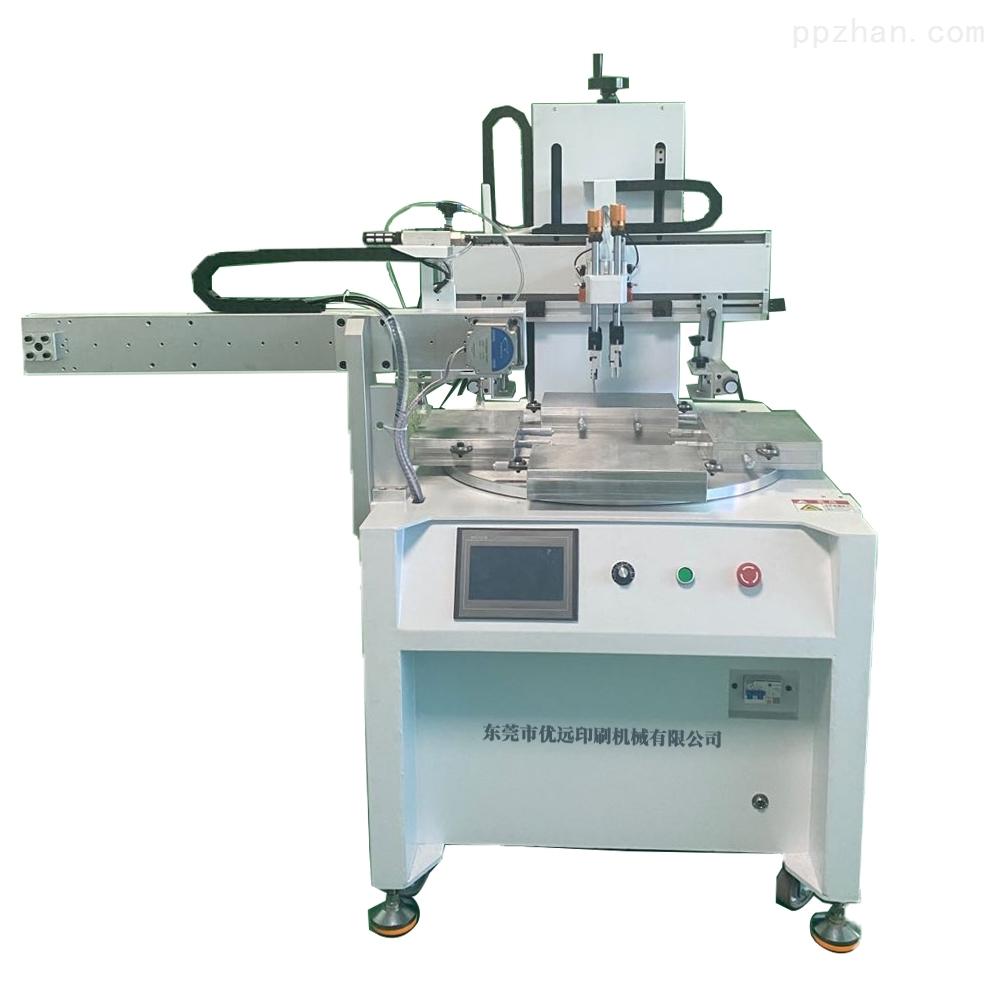 茶叶盒丝印机铁盒丝网印刷机首饰盒网印机