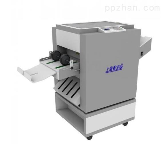 上海香宝二代XB-D800高速自动调节订折机