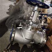 J41W不锈钢高压截止阀