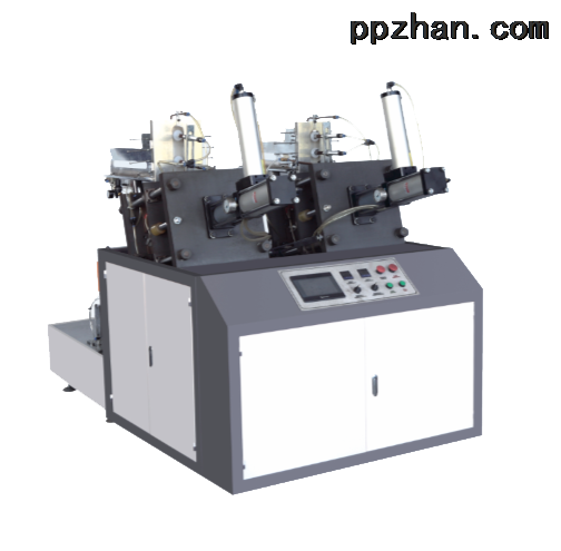 ZPJ-600 全自动中速纸碟盘机