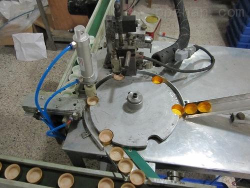 全自动二件套滴胶组装瓶盖机械