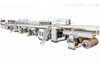 高速瓦楞纸板生产线