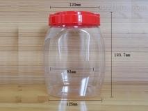 2500mlpet食品瓶