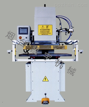 TJM-568Ⅱ-15T 烫金模切机