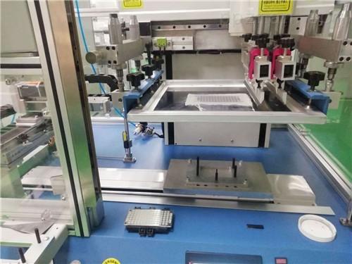 非标定制丝印机