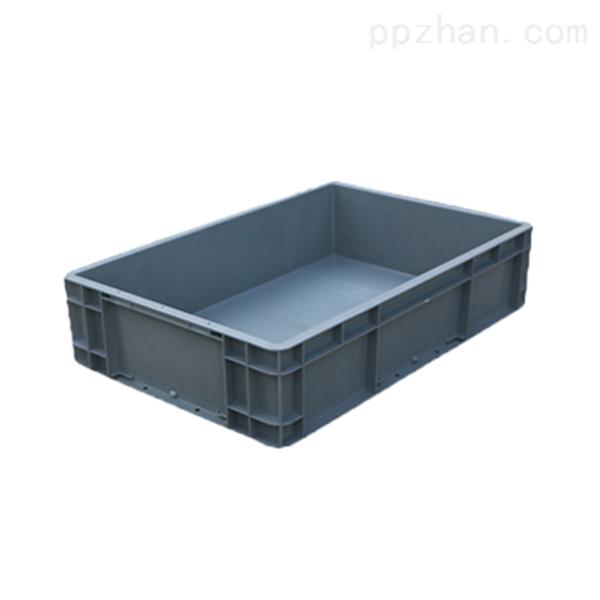 EU H 物流箱(可配盖)_EU箱_EU H