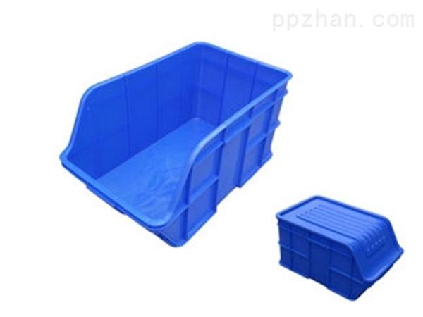 283号 塑料周转箱(箱盖可选)