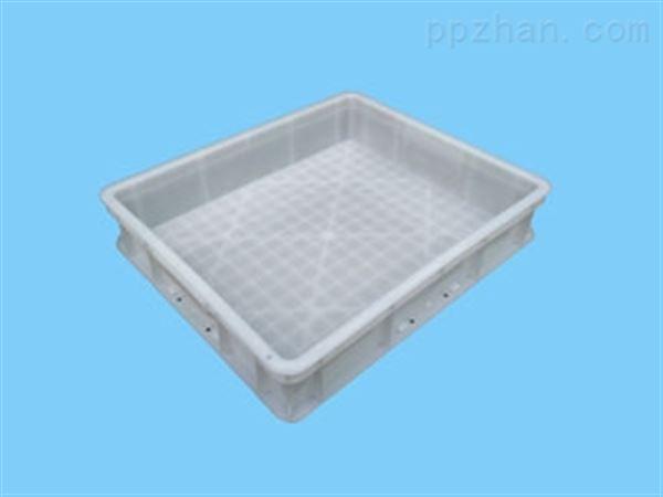 281号 塑料周转箱(箱盖、箱眼可选)