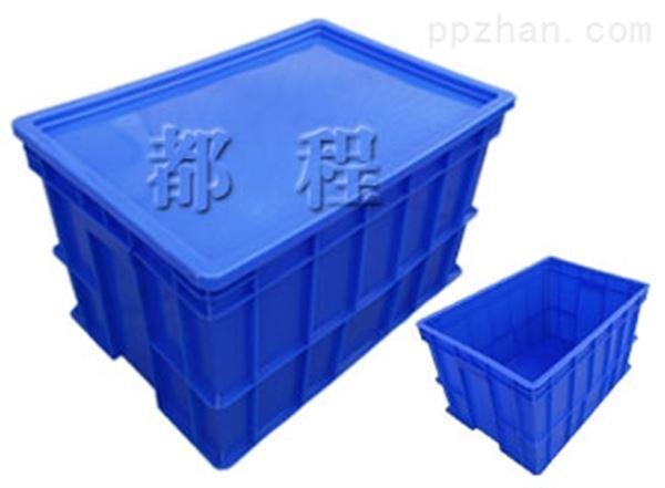 X224塑料周转箱(箱盖可选)