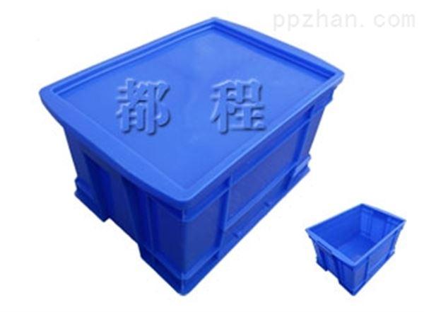 X216塑料周转箱(箱盖可选)