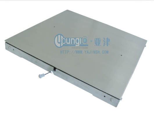 供应Ex上海防爆电子磅秤 1吨小地磅价格