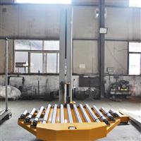 大宏拖轮在线缠绕机自动化托盘在线裹膜机