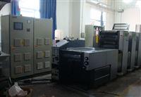 海德堡SM52加装UV固化设备