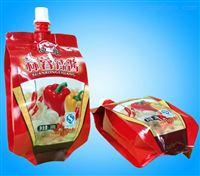 番茄酱包装袋(自立吸嘴包装袋)