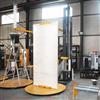 大宏电动压顶型托盘式可定制门板缠绕包装机